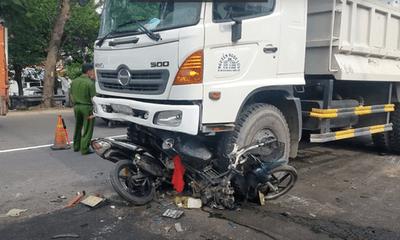 Tin tức tai nạn giao thông ngày 9/5: Xe ben lao vào công trình trên quốc lộ, 4 người thương vong