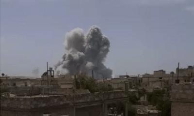 Tình hình chiến sự Syria mới nhất ngày 8/5: Vũ khí siêu thanh Nga khiến IS 'kinh hồn bạt vía'