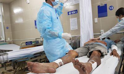 Nhân chứng vụ cháy 8 người chết ở TP.HCM: Lửa cháy như đuốc, 5 phút bao trùm cả căn nhà