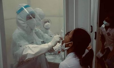 Bệnh viện K ghi nhận 2400 mẫu xét nghiệm âm tính với SARS-CoV-2