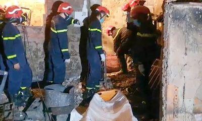 Mẹ nạn nhân trong vụ cháy 8 người chết: