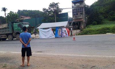 Hà Nội: 2 thanh niên tử vong tại chỗ sau cú va chạm mạnh với xe
