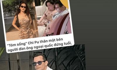Tin tức giải trí mới nhất ngày 9/5: Chi Pu lên tiếng về nghi vấn hẹn hò chàng trai ngoại quốc