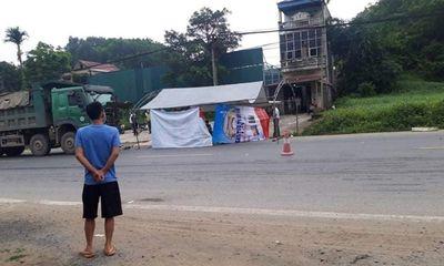 Tin tức tai nạn giao thông ngày 10/5/2021: Xe máy va chạm ô tô tải, 2 người chết ở Hà Nội