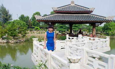 Clip: Cận cảnh 3 ngôi biệt thự rộng hàng nghìn m2 của sao Việt