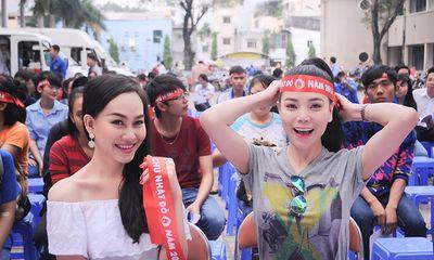 Trà Ngọc Hằng cùng dàn Hoa hậu, siêu mẫu tham gia