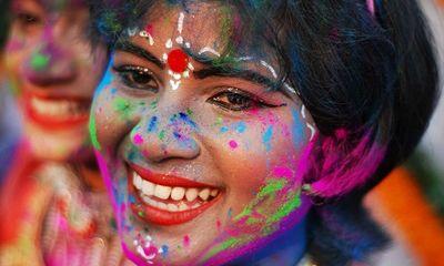 Lễ hội Holi: Cuộc chiến của những sắc màu ở Ấn Độ