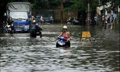 Hà Nội thoát nạn lụt vì bão Haiyan suy yếu hay lãnh đạo ngành thoát nước lập công?