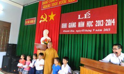 Các xã đảo Trường Sa kỷ niệm 31 năm ngày Nhà giáo Việt Nam