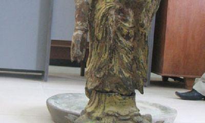 Phát hiện cổ vật bằng đồng 500 năm tuổi tại Đà Nẵng