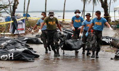 Philippines: Những bức ảnh gây chấn động sau siêu bão Haiyan