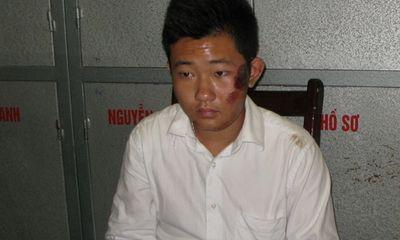 Bảo vệ thẩm mỹ Cát Tường tội nặng vì lấy trộm Iphone 5 của chị Huyền