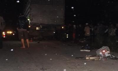 Khởi tố tài xế xe tải cán học sinh chết thảm