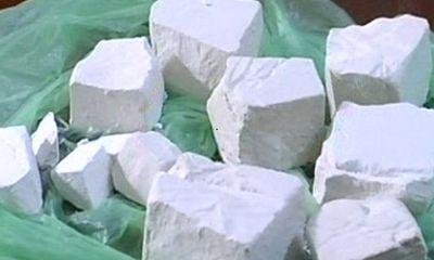 Bắt giữ người Trung Quốc vận chuyển 6,5 kg ma túy vào Việt Nam