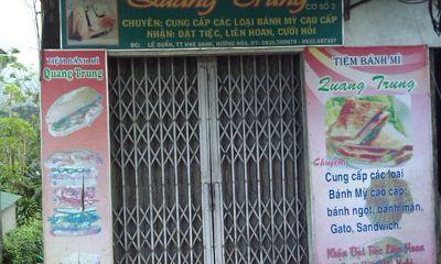 Nạn nhân vụ ngộ độc bánh mỳ ở Quảng Trị lên tới 200 người