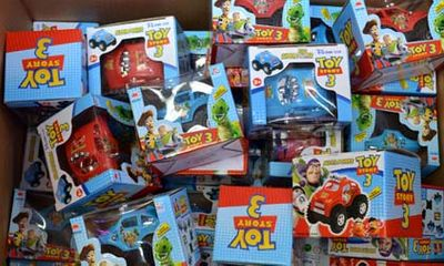 50 trẻ cấp cứu vì hít phải khí độc từ đồ chơi Trung Quốc