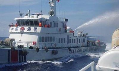 Tin Biển Đông mới nhất: Trung Quốc điều thêm 2 tàu pháo giả dạng