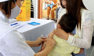 Tiêm miễn phí vắc-xin viêm não Nhật Bản
