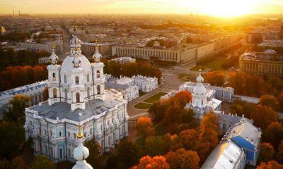 Mùa thu ở cố đô nước Nga
