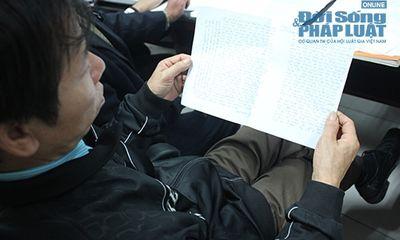 Người tù oan Nguyễn Thanh Chấn được mời hợp tác làm phim