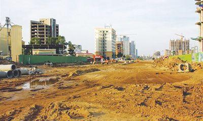 Hàng loạt dự án BĐS ở thành phố lớn bị