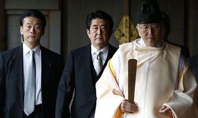 Thế giới 24h: Mỹ-Trung-Hàn lên án Thủ tướng Nhật thăm đền chiến tranh