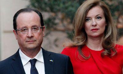 Tổng thống Pháp sẽ chia tay