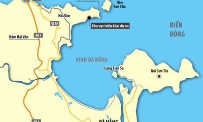 Dừng dự án khu nghỉ dưỡng triệu đô trên đèo Hải Vân