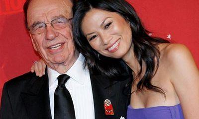 Vợ ba tỷ phú Murdoch được gì sau ly hôn?