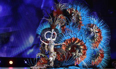 Những bộ trang phục Carnival đặc sắc nhất thế giới
