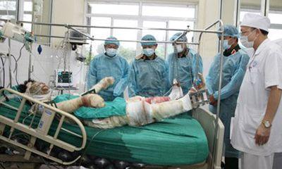 Vụ máy bay rơi ở Hòa Lạc: Thêm một chiến sĩ vừa hy sinh