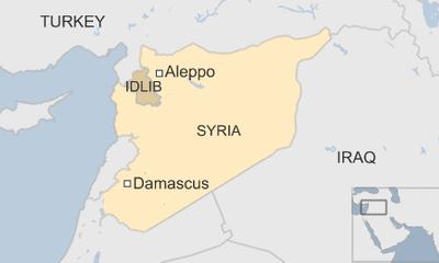 35 binh sĩ Syria thiệt mạng do rơi máy bay quân sự
