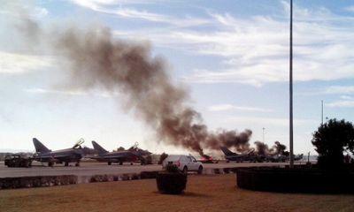 7 vụ rơi máy bay quân sự gần đây nhất trên thế giới