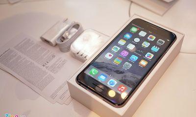 iPhone 6 Plus 16 GB chính hãng giảm giá hơn 1 triệu đồng