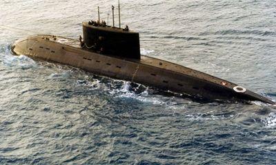 """Trung Quốc """"dè chừng"""" tàu ngầm Việt Nam ở Biển Đông"""