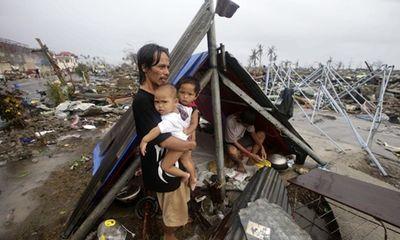 Philippines: Nạn nhân siêu bão Haiyan trong cơn tuyệt vọng