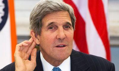 """Ngoại trưởng Mỹ: Chương trình nghe lén của NSA """"đi quá đà"""""""