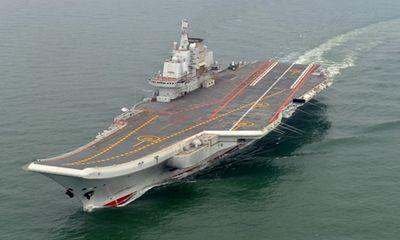 Trung Quốc thách thức láng giềng bằng…tàu sân bay?
