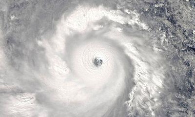 Hình ảnh mới nhất về siêu bão Hainyan tàn phá Philippines