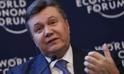 """""""Canh bạc mạo hiểm"""" của Tổng thống Ukraine Yanukovich"""