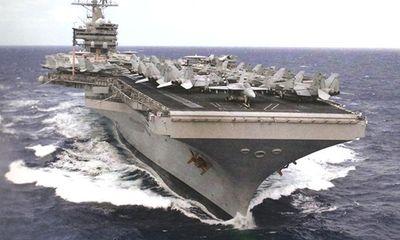 Mỹ điều thêm tàu sân bay đến Thái Bình Dương