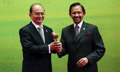 Chủ tịch ASEAN Myanmar xử lý vấn đề Biển Đông