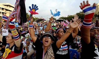 Cội nguồn biểu tình chống chính phủ Thái Lan