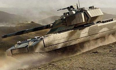"""Hé lộ bí mật """"siêu xe tăng"""" Armata"""