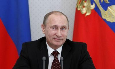 Vì sao tạp chí Mỹ Forbes đề cao Tổng thống Nga?