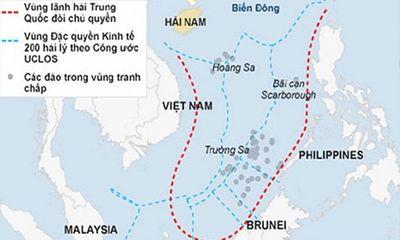 Trung Quốc cấm đánh cá 2/3 diện tích Biển Đông?