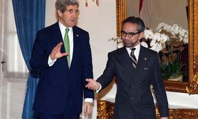 Ngoại trưởng Mỹ đề cao Indonesia và COC ở Biển Đông