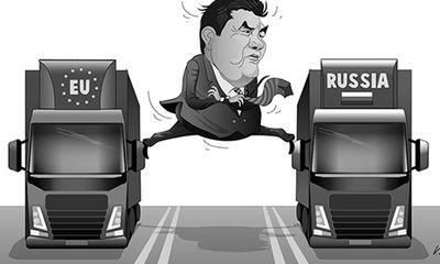 Ukraine: Theo Châu Âu hay theo Nga?