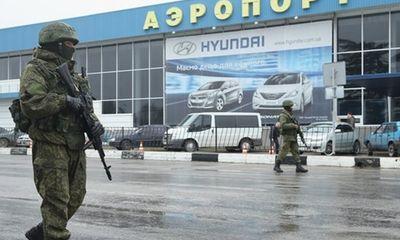 """""""Những người lịch sự"""" trên bán đảo Crimea"""