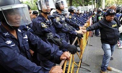 """Thái Lan đối mặt với bóng ma """"nội chiến"""""""